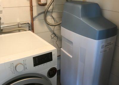 Funkar bra med tvättmaskinen