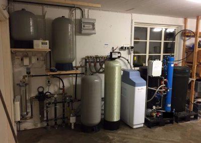 Avsaltningsfilter mot diverse vattenfel