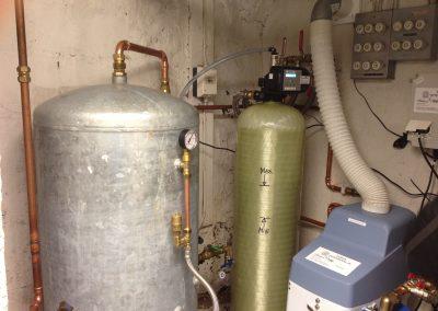 A13 filtersystem