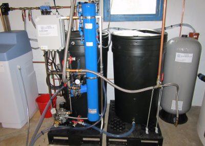 Avsaltningsanläggning Clearwater RO